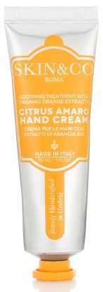 SKIN&CO Roma Citrus Amaro Hand Cream