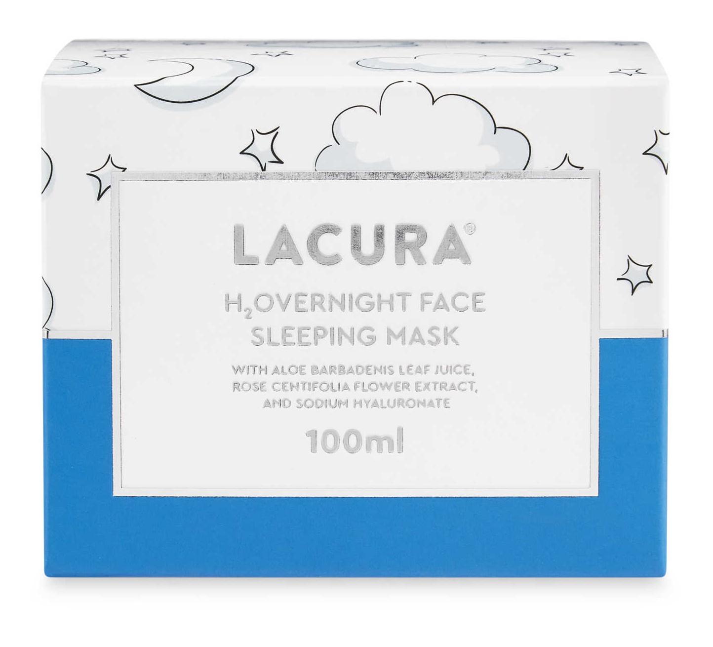 LACURA H20 Sleep Mask