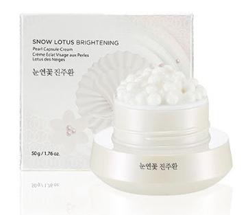 The Face Shop Yehwadam Snow Lotus Brightening Pearl Capsule Dream
