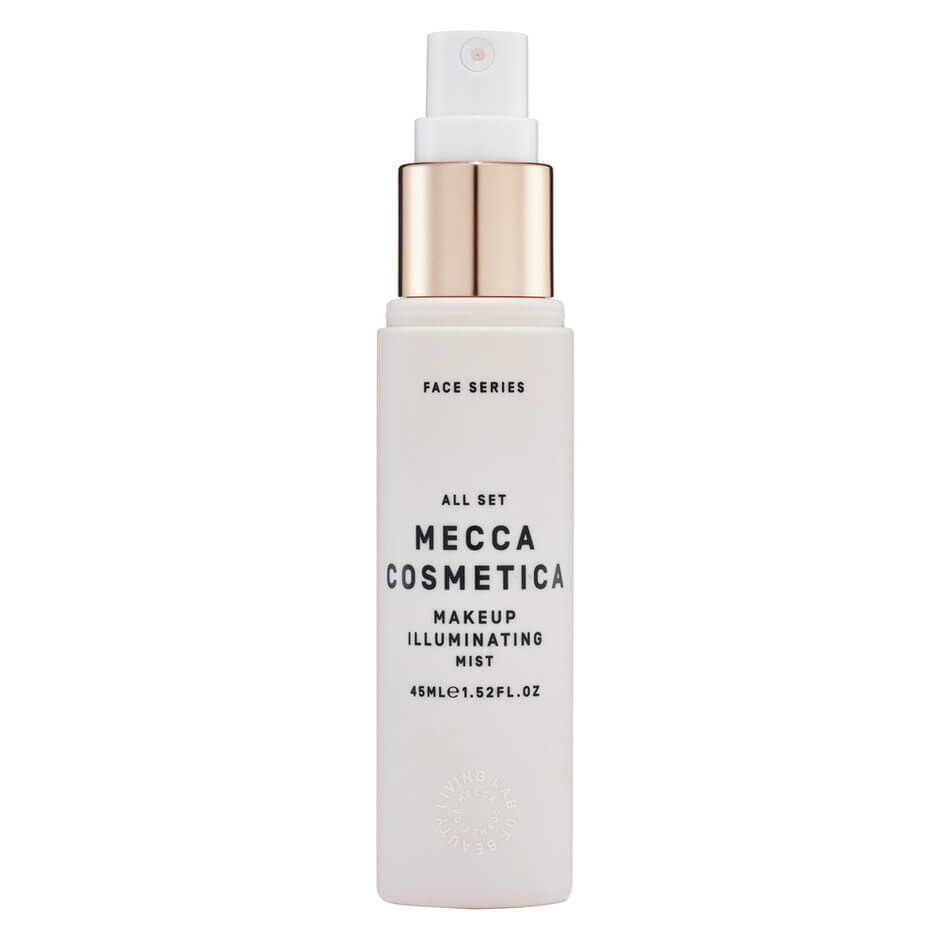 Mecca Cosmetica All Set Makeup Illuminating Mist