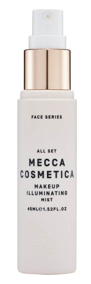 Mecca Cosmetica All Set Makeup Illuminating Mist