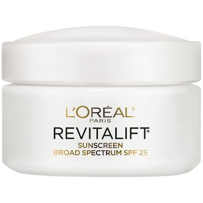 L'Oreal Paris Revitalift Anti Wrinkle Firming Day Cream SPF 25