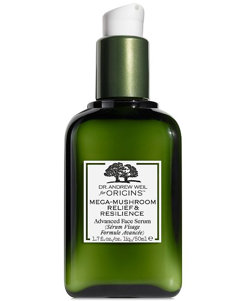 Origins Dr. Weil For Origins Mega-Mushroom Relief And Resilience Advanced Face Serum