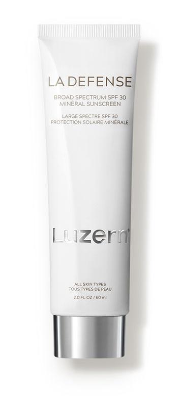 Luzern Laboratories La Defense Mineral Sunscreen Spf 30