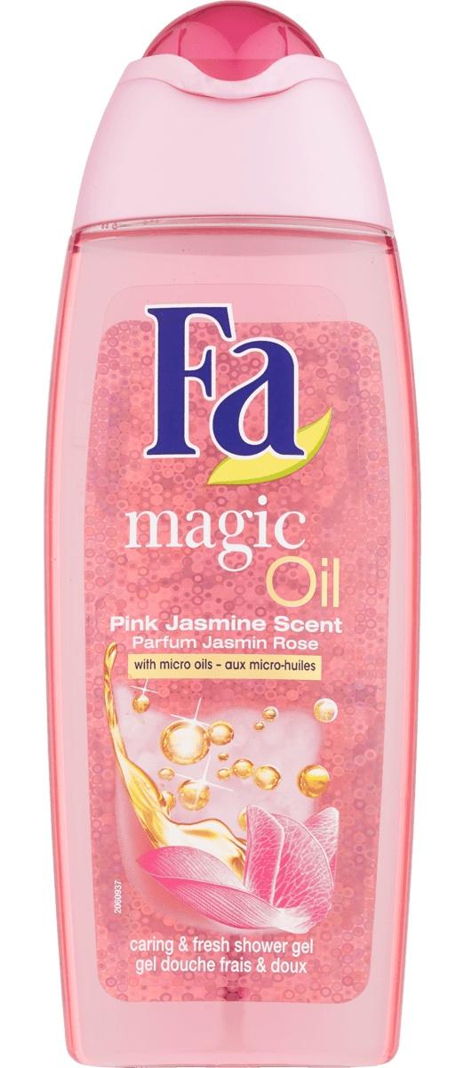 Fa Magic Oil Pink Jasmin Rose Caring & Fresh Shower Gel