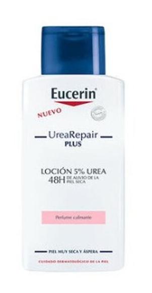 Eucerin Urea Repair Plus 5% Urea Lotion 48h Long-lasting Hydration