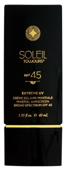 Soleil Toujours Extrème UV 100% Mineral Face Sunscreen SPF 45