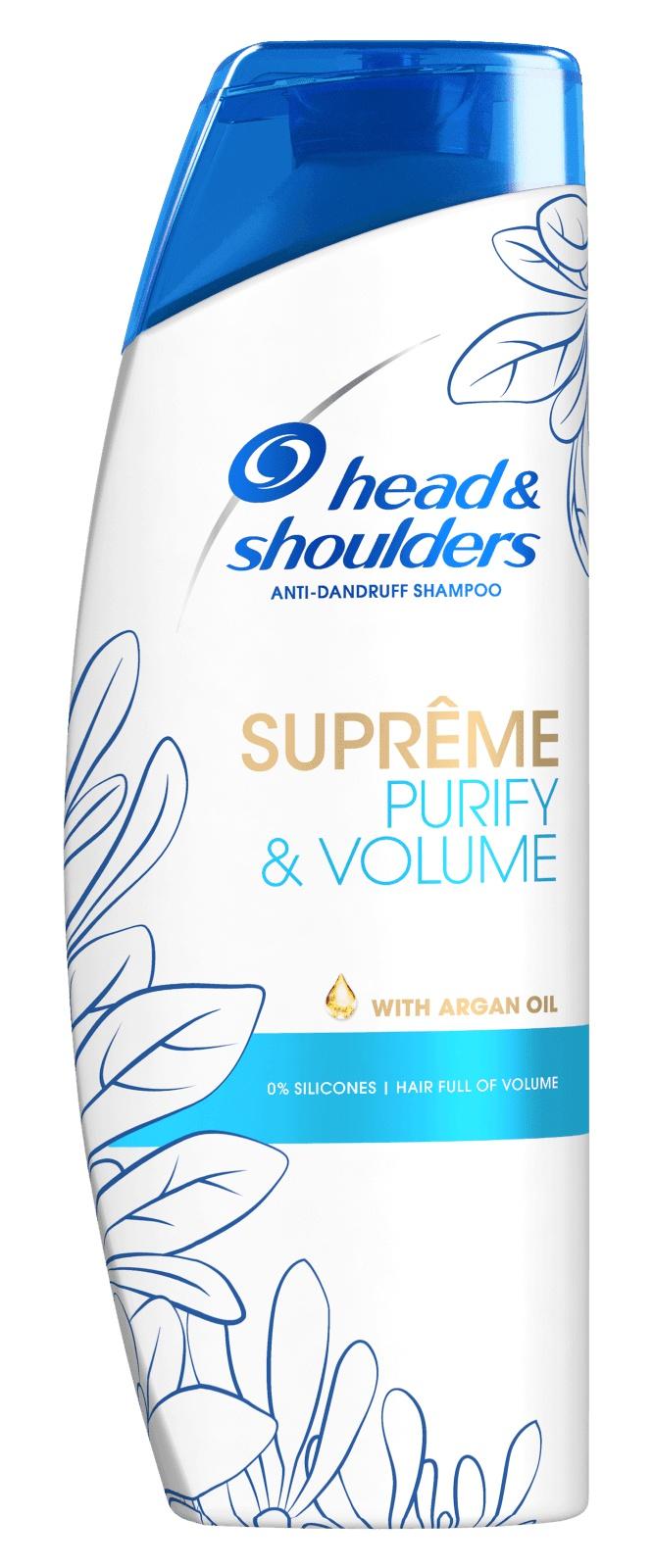 Head & Shoulders Supreme Clean & Volume