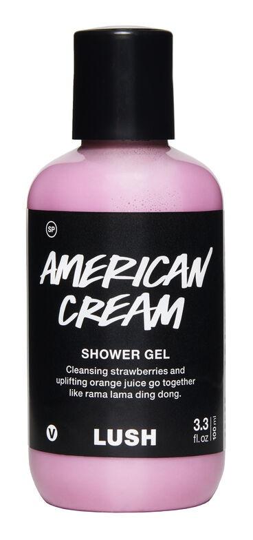 Lush American Cream Shower Gel