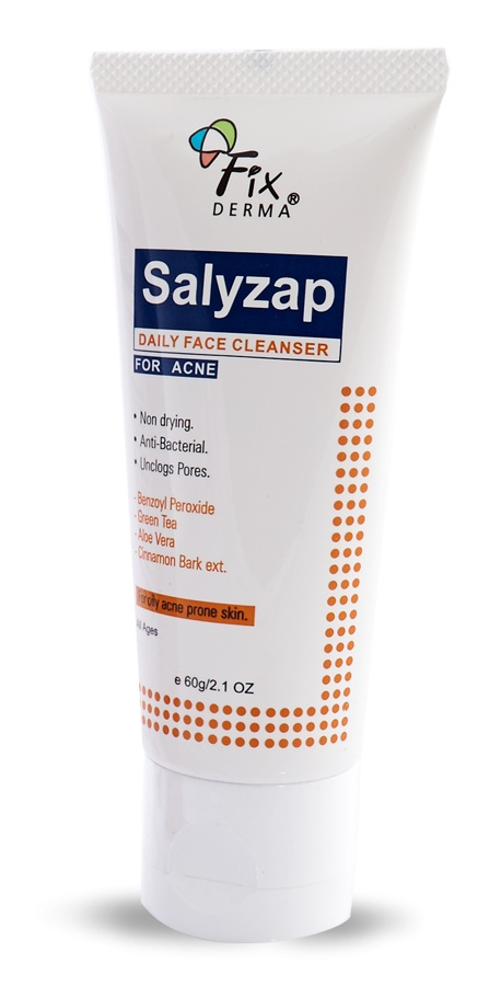 Fix derma Salyzap Face Cleanser