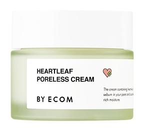 By Ecom Heartleaf Poreless Cream