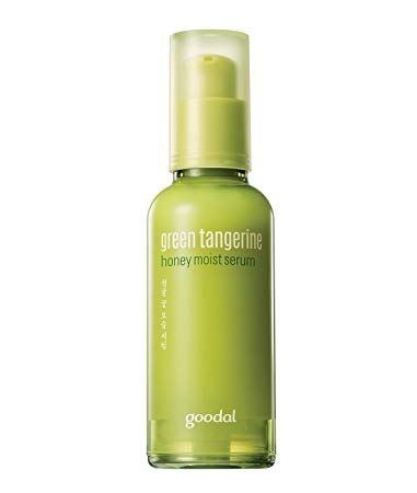 Goodal Green Tangerine Honey Moist Serum