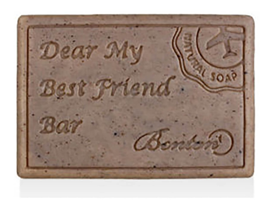 Benton Dear My Best Friend Bar Soap