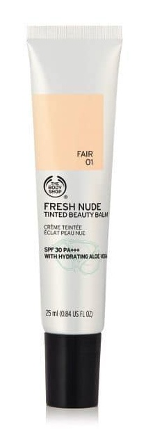 The Body Shop Fresh Nude Bb Cream ingredients (Explained)