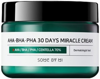 Some By Mi Aha, Bha, Pha Tea Tree 30 Days Miracle Cream