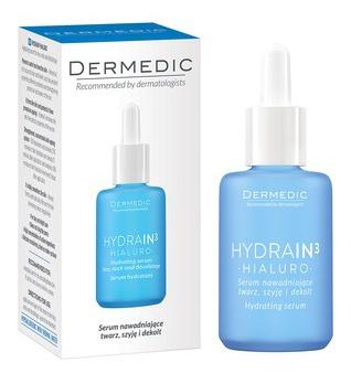 Dermedic Hydrain 3 Moisturizing Serum