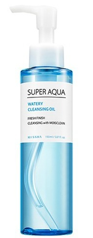 Missha Super Aqua Watery Cleansing Oil