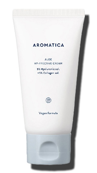 Aromatica Aloe Hy-ffective Cream