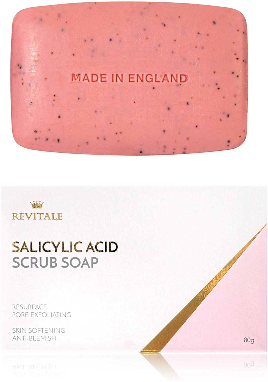 Revitale Salicylic Acid Scrub Soap
