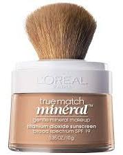 L'Oreal True Match Mineral Foundation