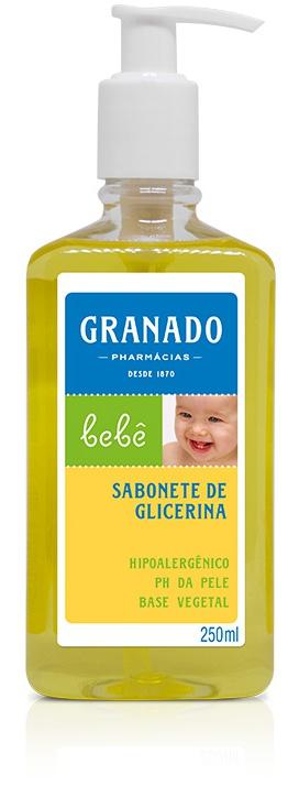 Granado Sabonete Líquido De Glicerina Bebê