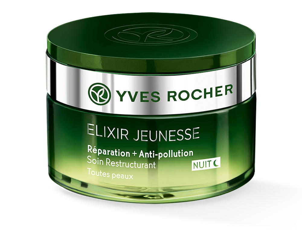 Yves Rocher Reparation + Anti-Pollution Soin Restructurant