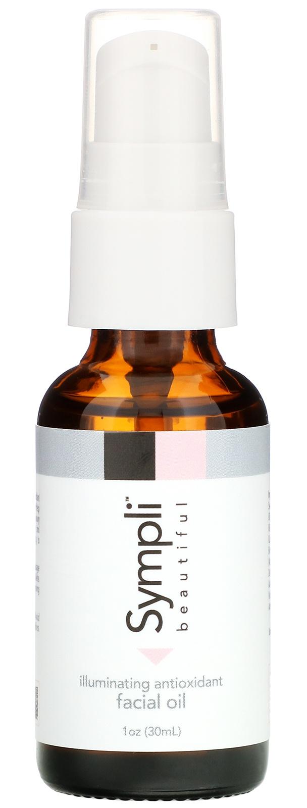 Sympli Beautiful Illuminating Antioxidant Facial Oil