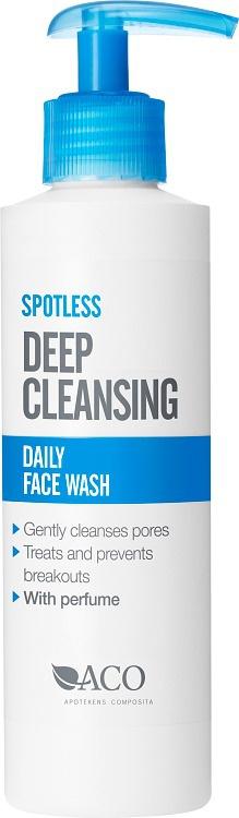 ACO Spotless Daily Face Wash