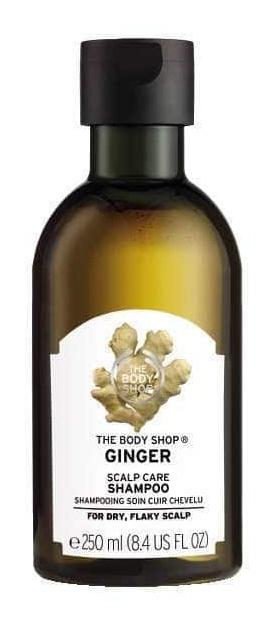 Body Shop Ginger Scalp Care Shampoo