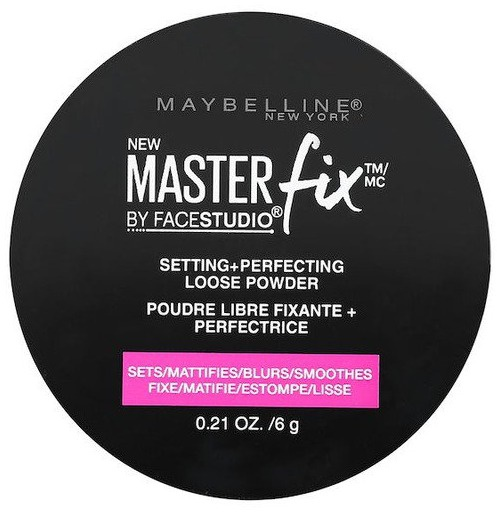 Maybelline Master Fix® Setting + Perfecting Loose Powder