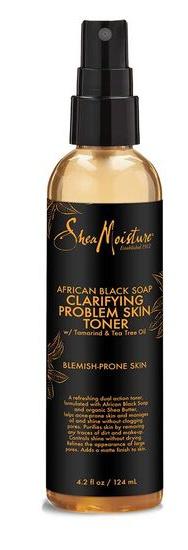Shea Moisture African Black Soap Clarifying Problem Skin Toner