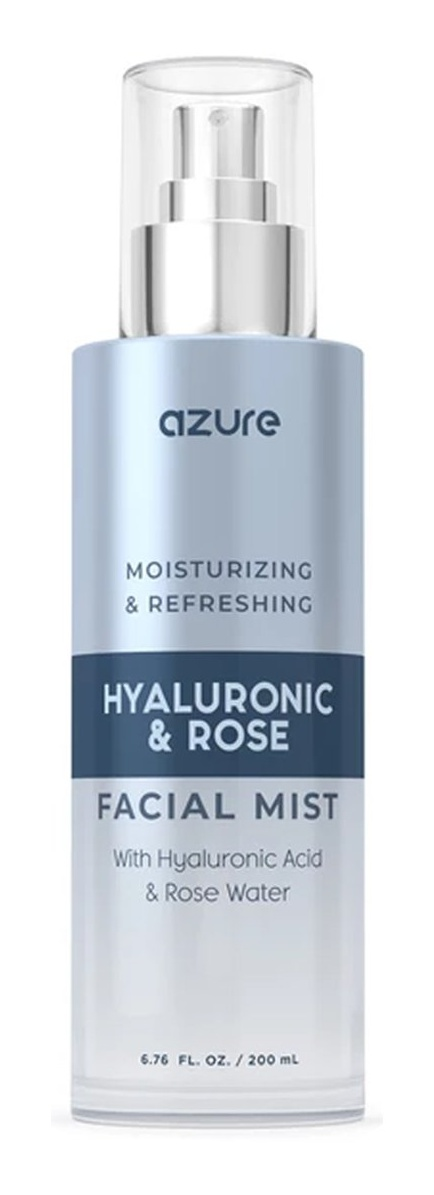 Azure Hyaluronic Acid And Rose Refreshing Facial Mist