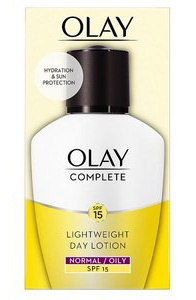 Olay Complete Lightweight 3In1 Moisturiser Normal/Oily