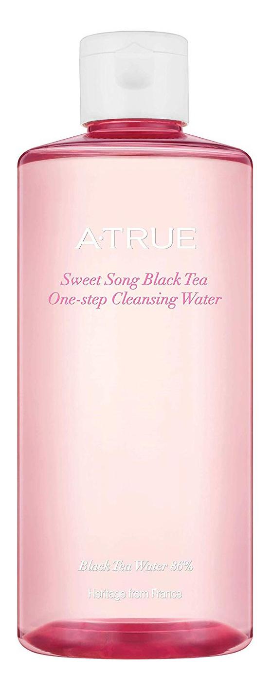 Atrue Sweet Song Black Tea - One-Step Cleansing Water