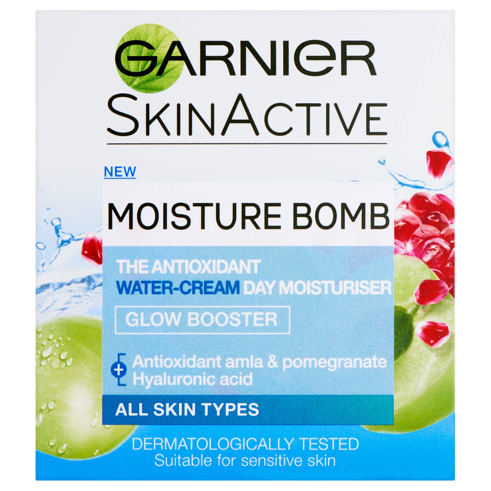 Garnier Moisture Bomb Glow Booster Day Moisturiser