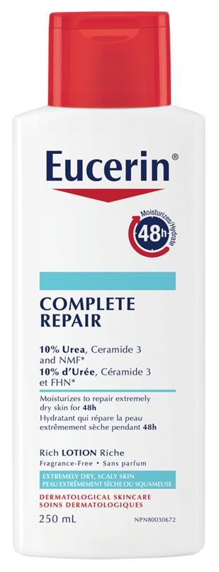 Eucerin Complete Repair Body Lotion 10% Urea