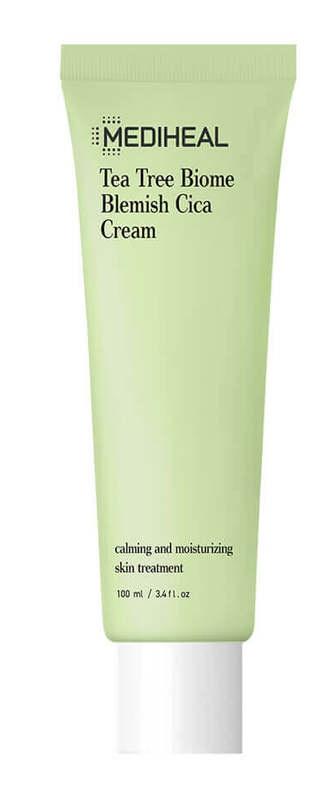Mediheal Tea Tree Biome Blemish Cica Cream