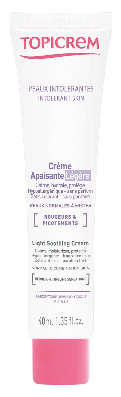 Topicrem Light Soothing Cream