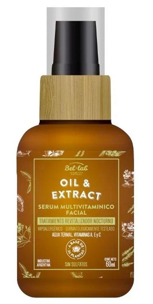 Bel Lab Oil & Extract Serum Facial