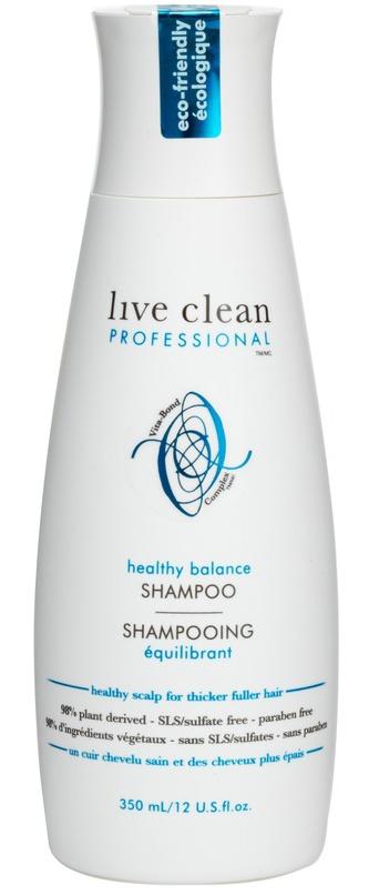 Live Clean Professional Healthy Scalp Balancing Shampoo