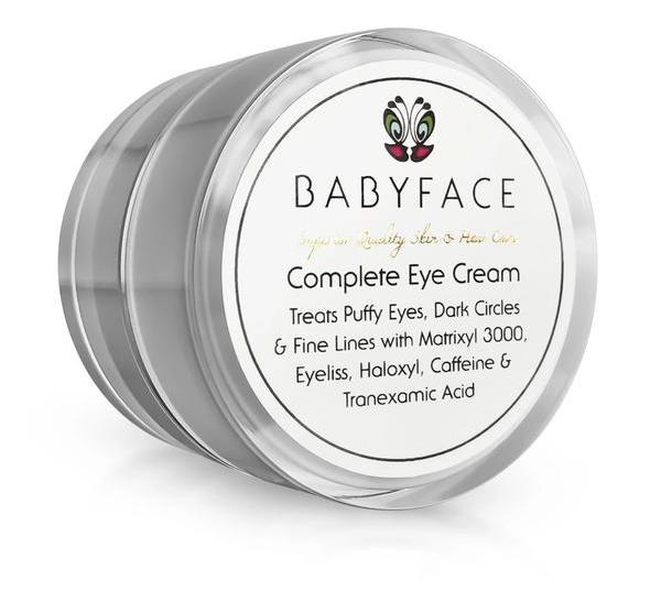 Babyface  Complete Eye Cream
