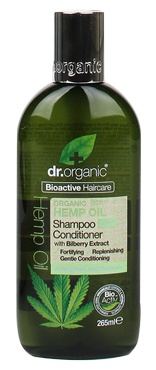 Dr Organic Hemp Oil 2-In-1 Shampoo and Conditioner