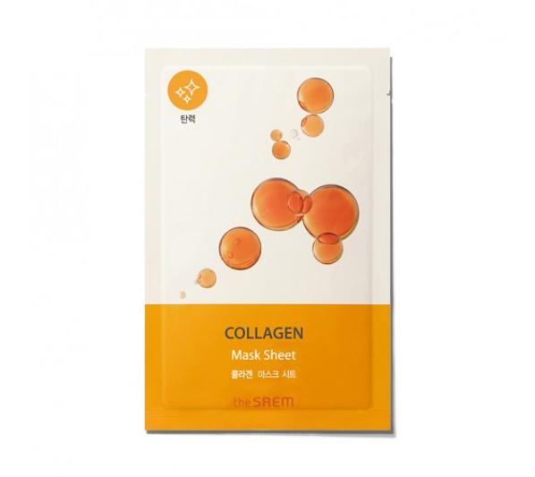 The Saem Bio Solution Mask Sheet- Firming Collagen