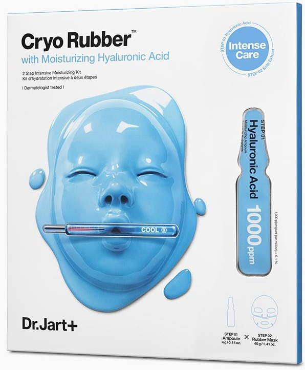 Dr. Jart+ Cryo Rubber With Moisturizing Hyaluronic Acid