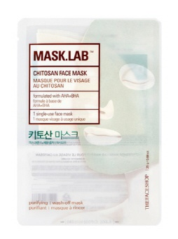 The Face Shop Mask.Lab Chitosan Face Mask