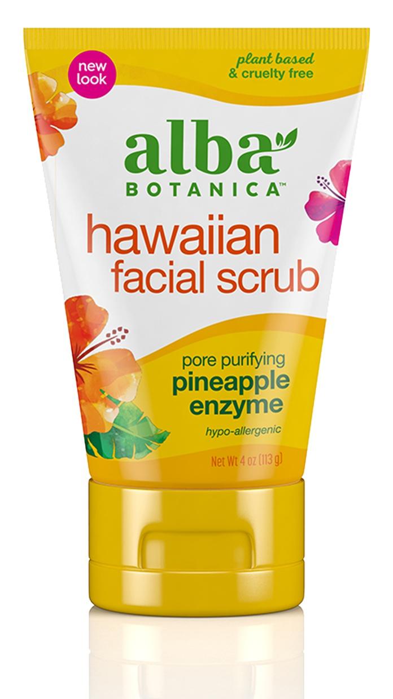 Alba Botanica Hawaiian Pineapple Enzyme Scrub