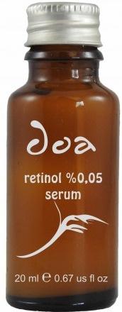 doa kozmetik Retinol % 0,05 Serum