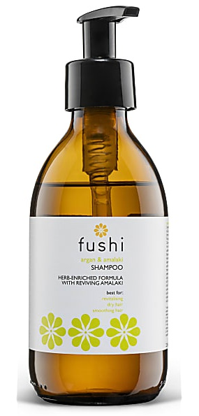 fushi Argan & Amalaki Shampoo