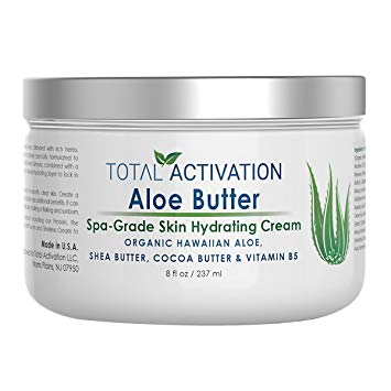 Hawaiian Aloe Vera Moisturizing Skin Cream