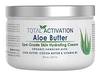 Hawaiian Aloe Vera Moisturizing Skin Cream